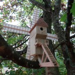 Nichoir moulin de Valmy