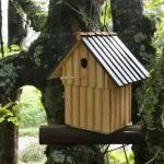 octobre 2020: nichoir grange landaise en pin