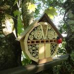 Juillet 2021: hôtel d'insectes qui rejoindra la Drôme !!!