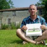 28 juillet 2007: un Normand se passionne pour le Castet