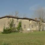 2 avril 2012: début de l'écroulement de la toiture