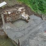 Un accès au chantier confortable