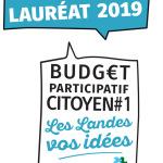 Le logo Lauréat 2019